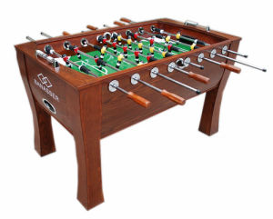 Solid wood Soccer Table (DST5890) pictures & photos