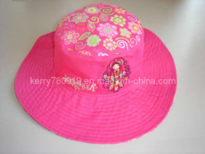 Fashional Red Summer Hat/Sun Hat (DH-BF345) pictures & photos