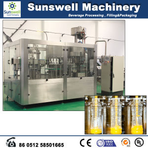 Hot Juice Filling Machine/Equipment/Line (CE ISO) pictures & photos