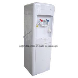Floor Standing Hot & Cold Water Dispenser 16L-G Pou Design pictures & photos