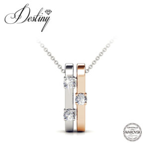 Destiny Jewellery Crystal From Swarovski Bonding Pendant & Necklace