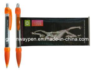 Plastic Banner Pen (GW-801)