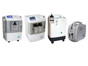 Low Noise Mobile Stationary Oxygen Concentrator pictures & photos