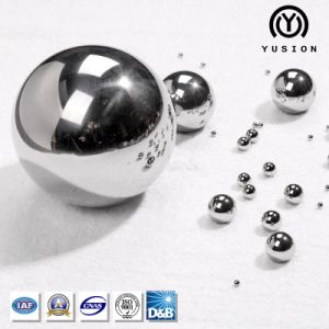 "3/16""-6""High Quality AISI52100 Steel Ball pictures & photos"