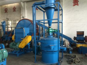 Air Cooling Waste Rubber Coarse Crusher pictures & photos