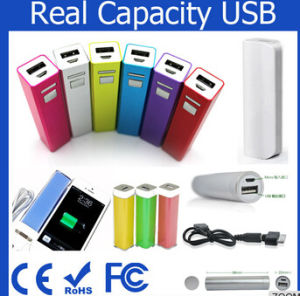 2000-5000mAh Portable Power Bank& Charging Station