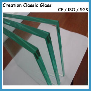 Clear Tempered Glass /Toughened Glass Shower Glass pictures & photos