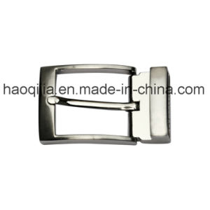 Zinc Alloy Belt Buckle (CG1390-40mm) pictures & photos