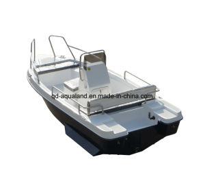 Aqualand 4.6m 15 Feet Fiberglass Fishing Boat (150) pictures & photos