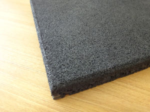 Commercial Rubber Gym Floor for Weights pictures & photos