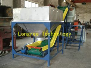 New Style High Output Plastic Crusher Unit with Loading Hopper pictures & photos