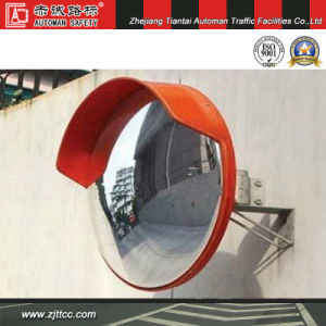 "30"" Outdoor Traffic Safety Plastic Convex Mirror (CC-W80) pictures & photos"
