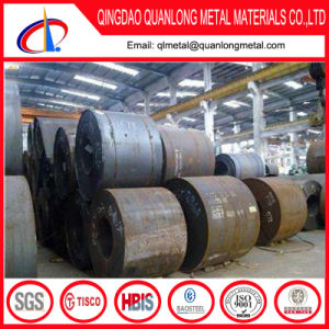 Ss400 A36 Q195 Q235 Q345 Hot Rolled Carbon Steel Coil pictures & photos