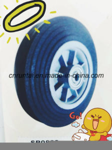 "Hot Sale 8""X1.75"" Solid Rubber Wheel pictures & photos"