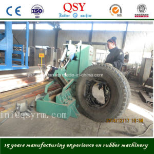 Waste Tyre Cutter Used in Tyre Recycling Machinery pictures & photos