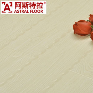 Factory Outlet Indoor Used Arc Click Laminate Flooring pictures & photos