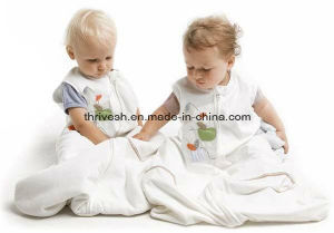 Comfortable Cotton Baby Sleep Bag pictures & photos