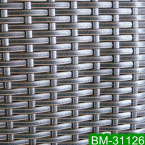 New Style Outdoor Furniture Stripe Synthetic Wicker (BM-31126)