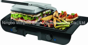 Multi-Functional Grill, 2-in-1 Health Grill and Press Grill pictures & photos