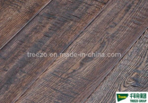 Handscraped Oak Engineered Hardwood Flooring Plank