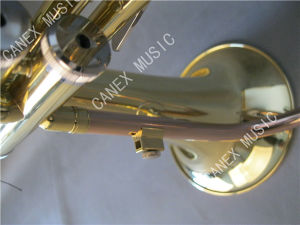 Popular Grade Flugelhorn (FL-265AL) / Brass Instrument Flugelhorn pictures & photos