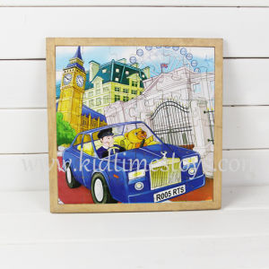 Wooden Puzzle (TS 6549) pictures & photos