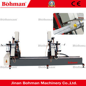 Two Head Water -Slot Milling Machine for PVC Profile pictures & photos
