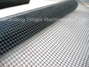 PP/PE Plastic Geogrid Extruder Machine pictures & photos