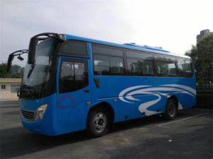 China 8.4 Meters Van Bus with 35-39 Seats pictures & photos