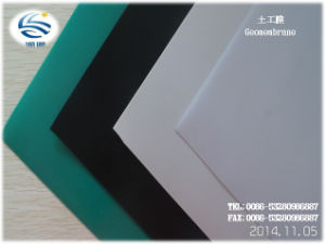 HDPE Pond Liner HDPE Geomembrane Landfill pictures & photos