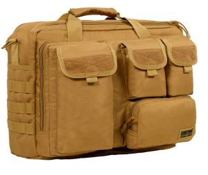 Seibertron Multifunction Military Tactical Outdoor Shoulder Bag for 17.3 Laptop