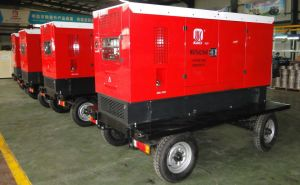 Diesel Generating Set (MGFS-62.5KVA) pictures & photos