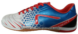 Athletic Footwear Football Soccer Indoor Shoes (816-1969) pictures & photos