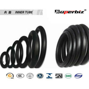 High-Performance Butyl Inner Tube (High-quality) (350-18) for Motorcycle Tyre/Tire pictures & photos
