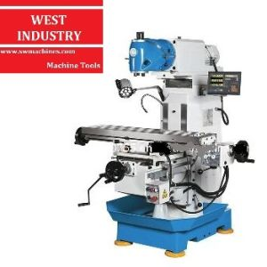 Universal Milling Machine with CE Standard (MK6226) pictures & photos