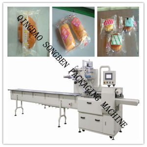 Bread Auto Packaging Machine with Feeder pictures & photos