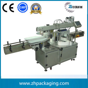 Automatic Adhesive Front and Back Labeling Machine (Zhtbs02) pictures & photos