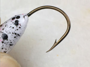 2cm 2.7cm Floating Ball Head Fishing Lure Fishing Hook pictures & photos