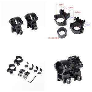 Tactical Scope Ring Mount Fit 20mm Rail Cl24-0140 pictures & photos