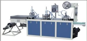 Donghang Automatic Cover Making Machine for Plastic Material pictures & photos