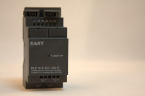Programmable Logic Control Systems for Intelligent Control (ELC12-E-8DC-DA-R) pictures & photos