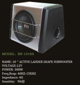 Subwoofer Car Audio (BS-1018A)