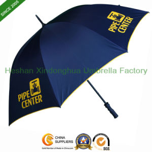 Customized Corporate Logo Windproof Golf Umbrellas (GOL-0027B) pictures & photos