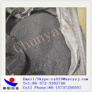 Calcium Silicon Powder Si 58% Ca: 30% 80mesh 100mesh 200mesh with SGS Approved pictures & photos