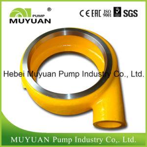 Abrasion Resistant Slurry Pump Part Volute Liner pictures & photos