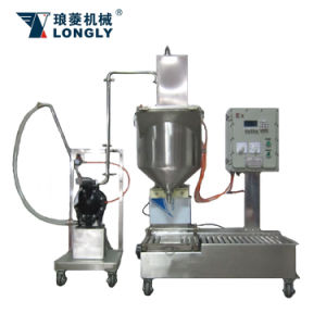 DCS-30U Weighing Type Liquid Filling Machine pictures & photos