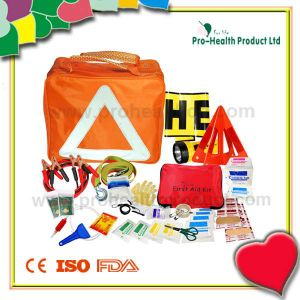 Emergency Car First Aid Kit pictures & photos