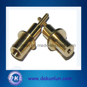 Brass Vapor Nozzle (DKL-N006) pictures & photos