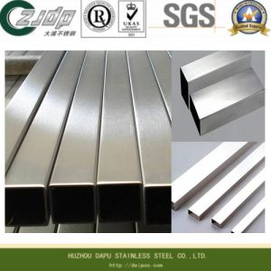 310h Stainless Steel Square Pipe pictures & photos
