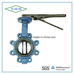 Cast Iron Lug Type Butterfly Valve Pn16 pictures & photos